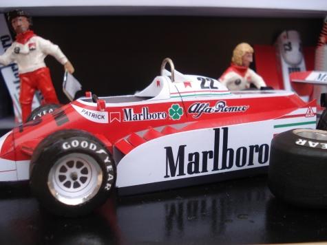 Alfa Romeo team 1980