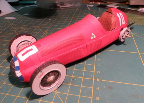 Alfa Romeo 158 - 1950