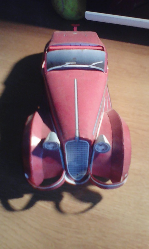Alfa Romeo 8C2900B Corto
