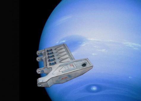 Alien - modul EEV