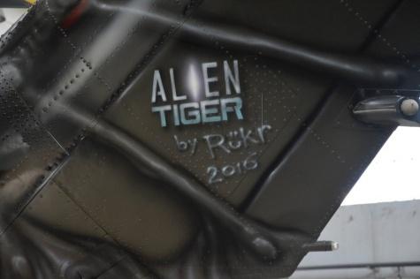 alien tiger