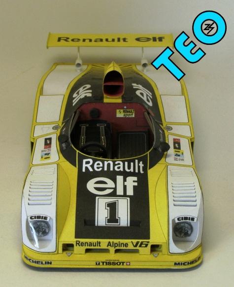 Alpine Renault A443
