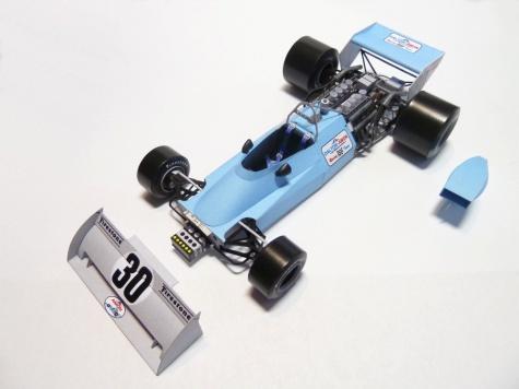 Amon AF101 Monaco GP´74