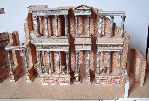 Antické divadlo v Meridě