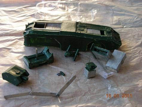 Transporter APC MOD 3X3