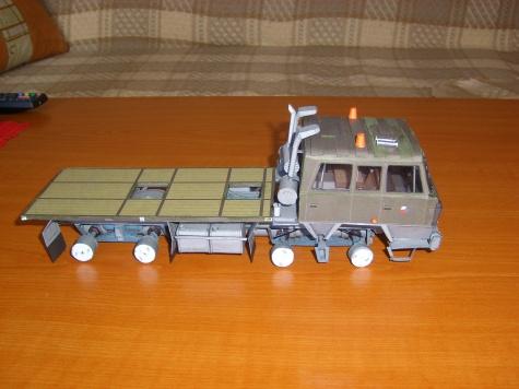 Armádní tahač TATRA T815 VT 26 265 8x8.1R