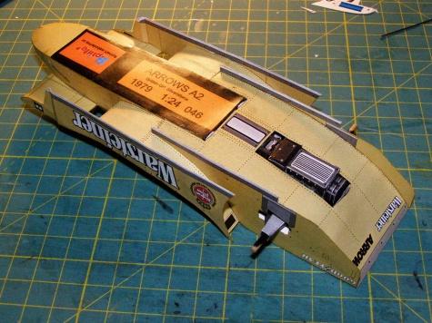 Arrows A2, 1979