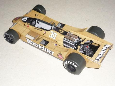 Arrows A2 - Jochen Mass - GP V.Británie 79