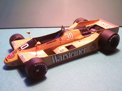 Arrows A2, Jochen Mass, GP Great Britain, 1979