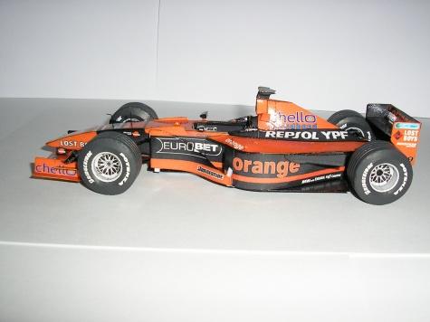 Arrows A21 2000