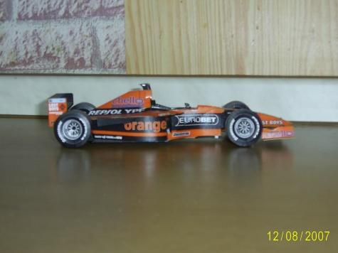 Arrows A21 sezóna 2000