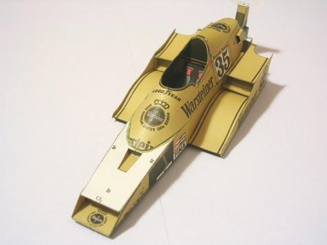 Arrows FA1, 1978 Riccardo Patrese