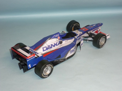 Arrows A18 - Damon Hill - GP Maďarska 1997