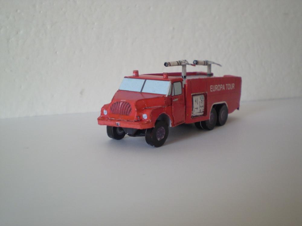 ASC 32 Tatra 138 Europa Tour