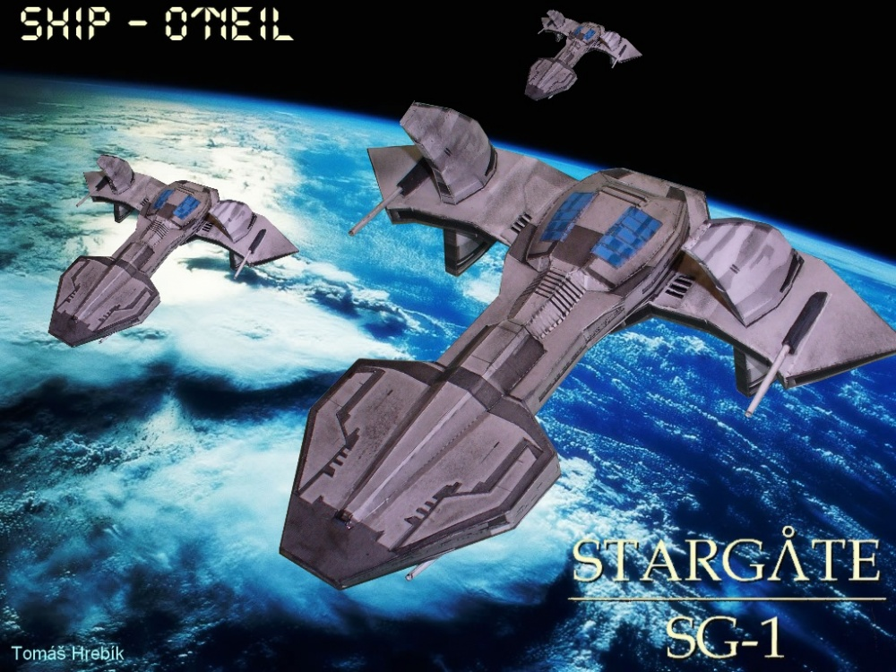 Asgard Ship O´Neil