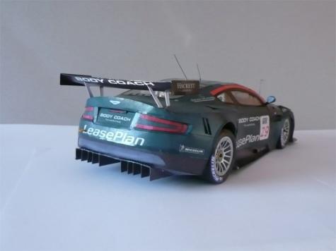 Aston Martin DBR-9