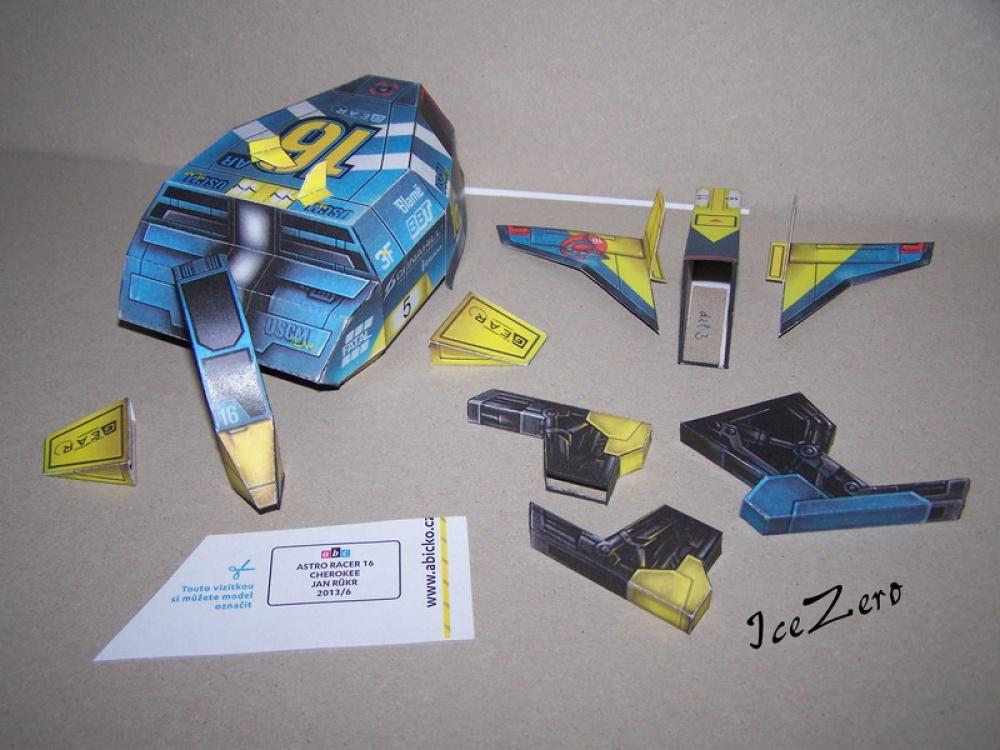 Astro Racer - CHEROKEE