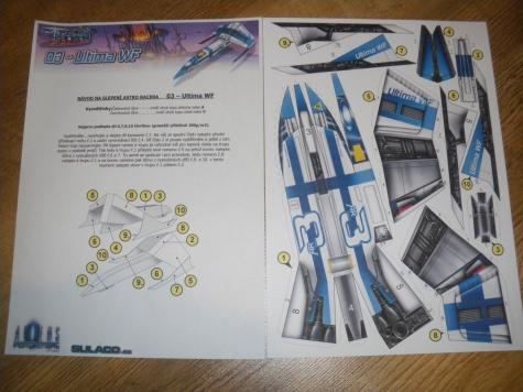 Astro Racer 03 - Ultima WF