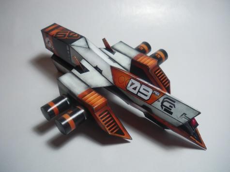 Astro Racer 09 - D9 Racer