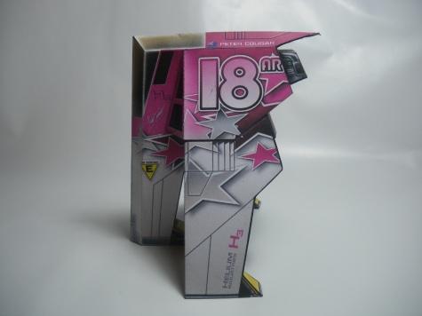 Astro Racer 18 - Zen