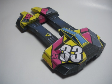 Astro Racer 33 -  LEG craft