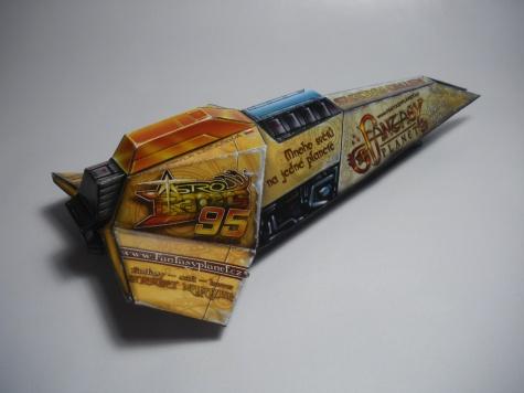 Astro Racer 95 - Fantasy craft
