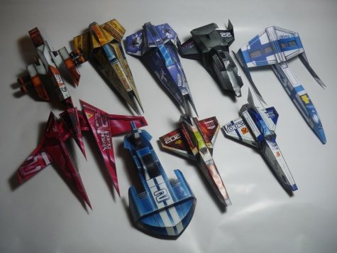 Astro Racer 99 - Luxus X-One