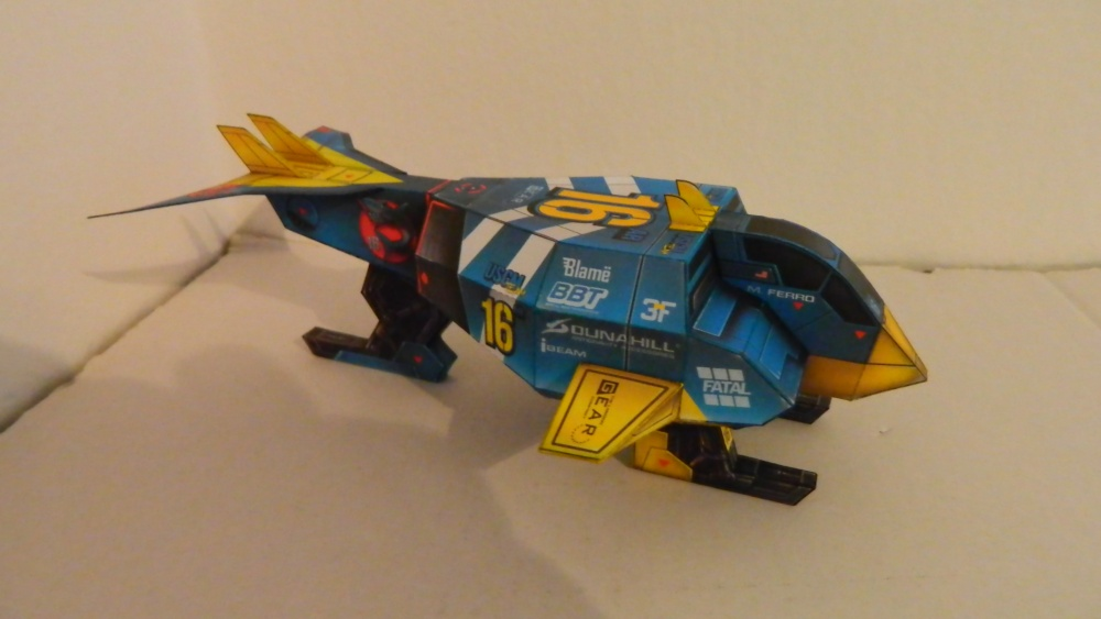 Astro racer č.16 - Cherokee