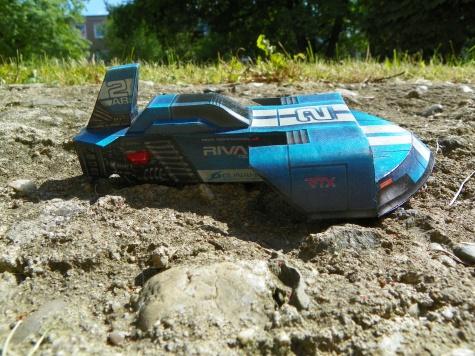 Astro Racers - Rival MTX