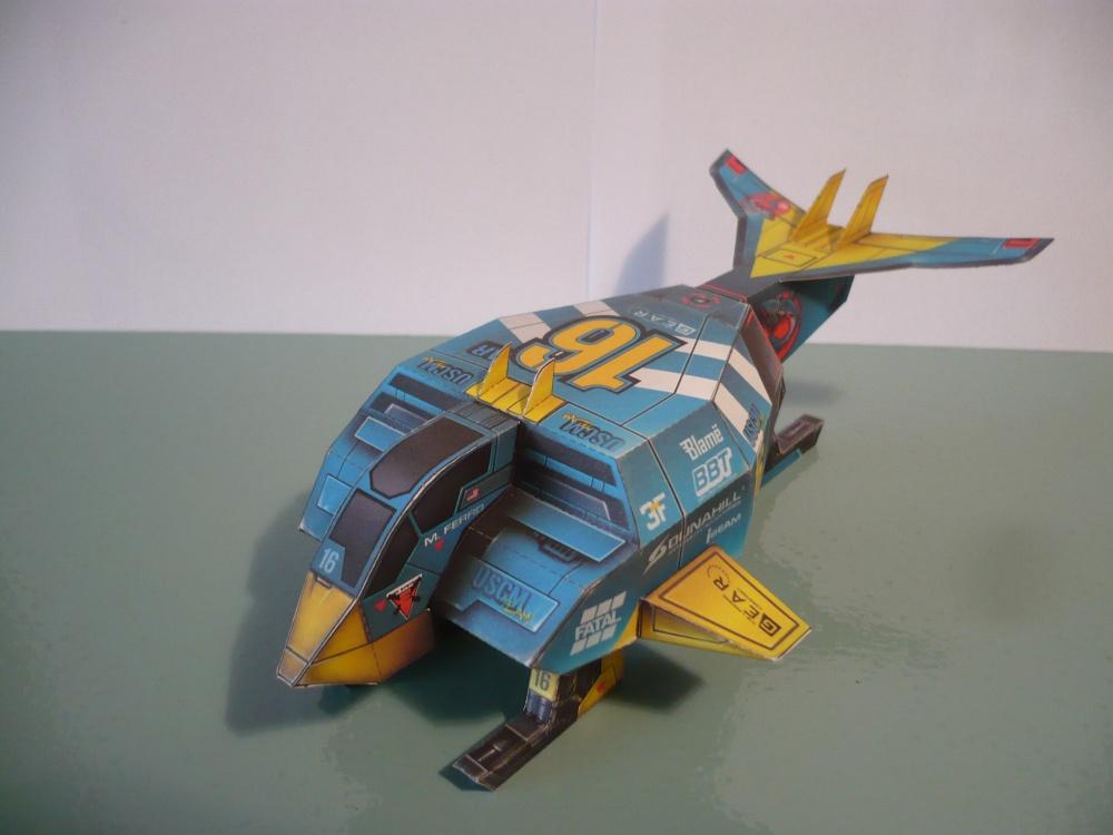 AstroRacer - Cherokee