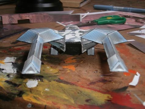 Astro racers-vlastní tvorba