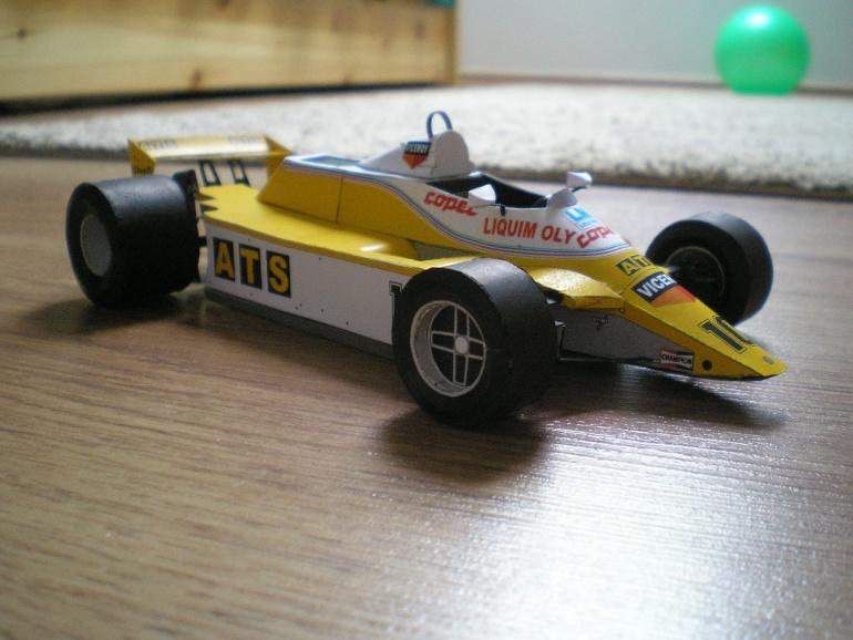 ATS D 5  Imola 1982