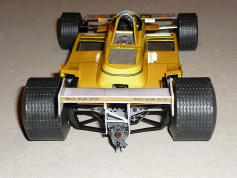 ATS D4 - Slim Borgudd - GP San Marina -Imola - 1981