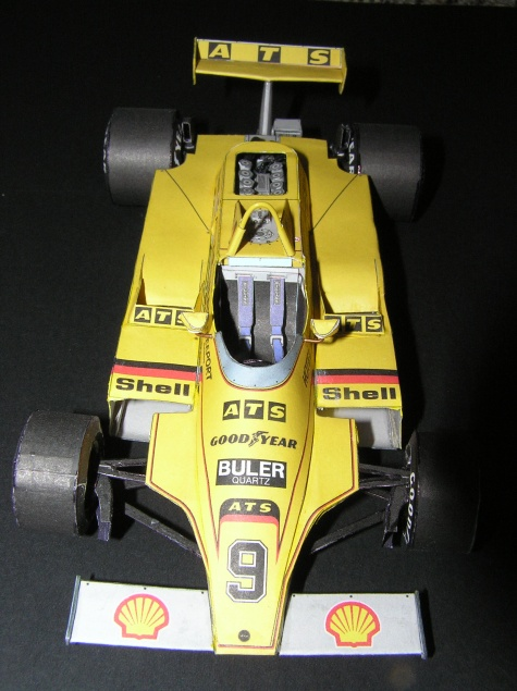 ATS D4 Ford - 1980