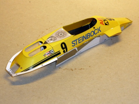 ATS HGS1 - Slim Borgudd - GP Rakouska 1981