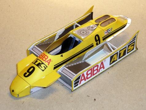 ATS HGS1 - Slim Borgudd - GP Velké Británie 1981