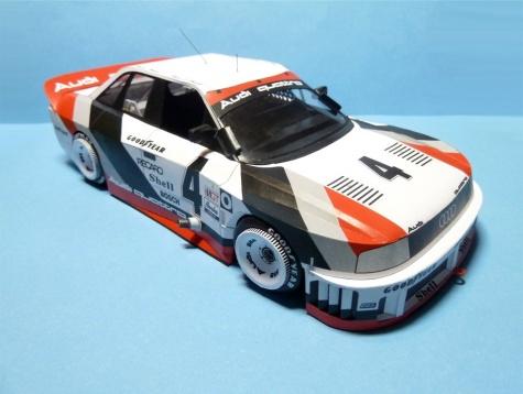 Audi 90 Quattro IMSA GTO ´89 Watkins Glen