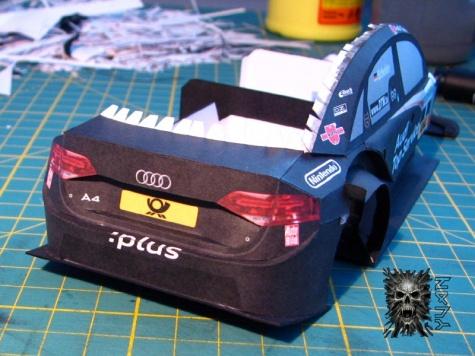 Audi A4 DTM 2009 T. Scheider