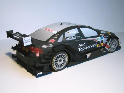 Audi A4 DTM 2009