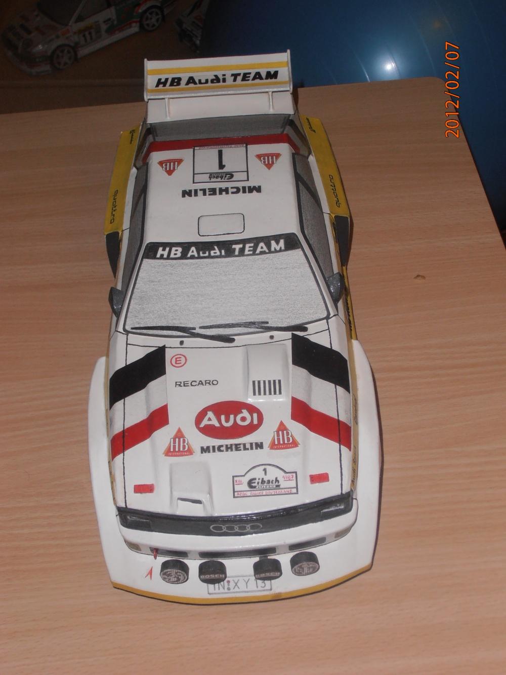 Audi quattro S1