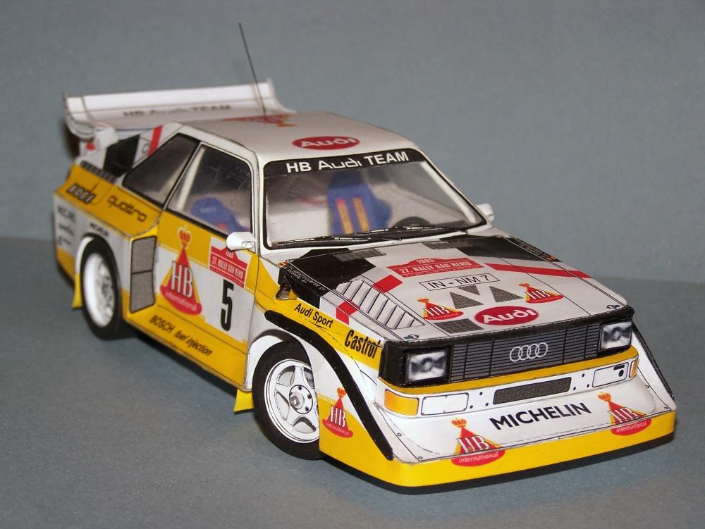 Audi Qattro S1