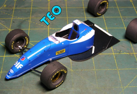Ligier JS39