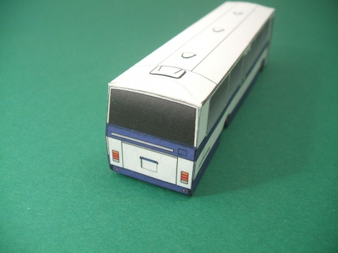 Autobus - dopravní podnik Praha