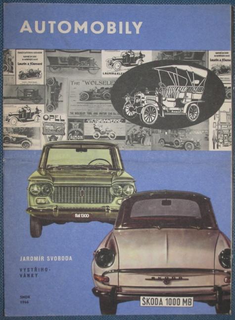 Automobily - SNDK - historie
