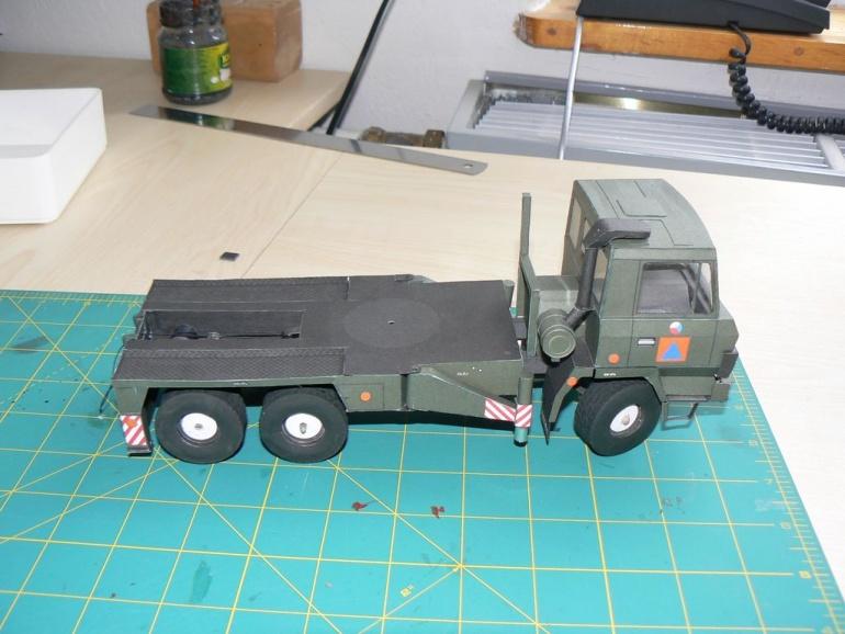 AV 14, tatra 6x6 - vojenská verze