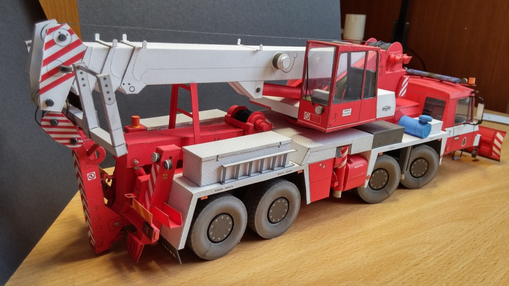 AV 30 Tatra 815 8x8