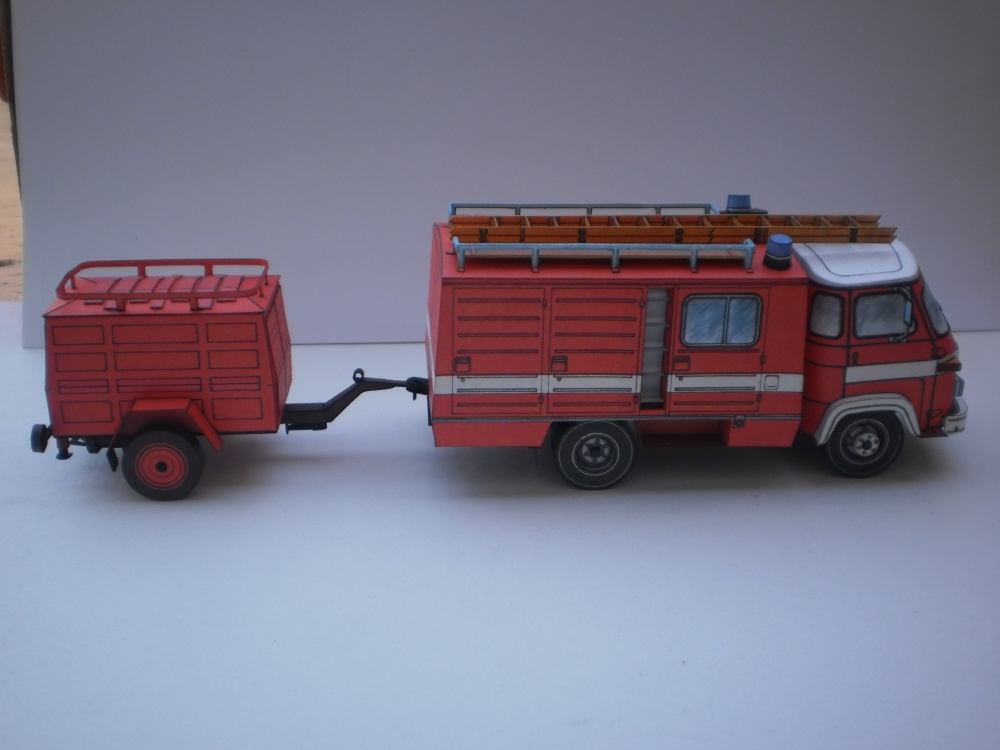 AVIA DVS 12  A30 + vozík PPS 12