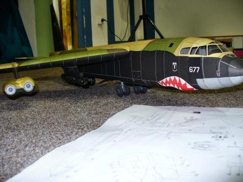 B - 52 D