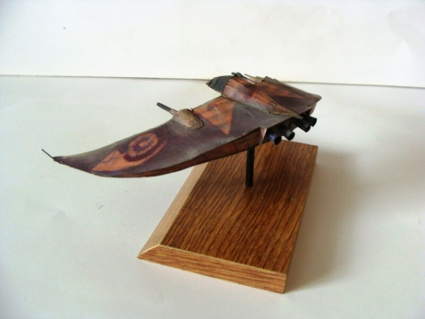 Babylon 5 Senti fighter