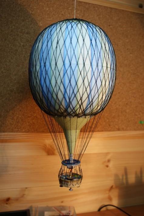 Balon Victoria